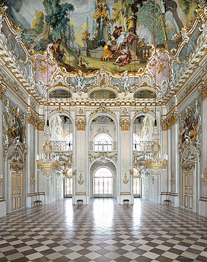 Picture: Nymphenburg Palace, Great Hall